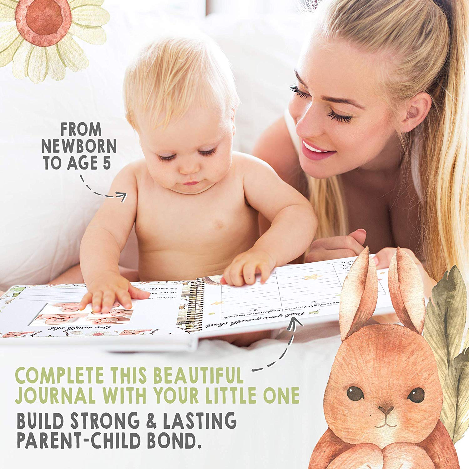 Baby-First-5-Years-Memory-Book-Journal