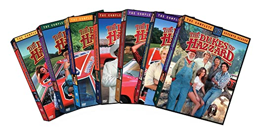 Dukes of Hazzard: The Complete Seasons 1-7 (7-Pack)