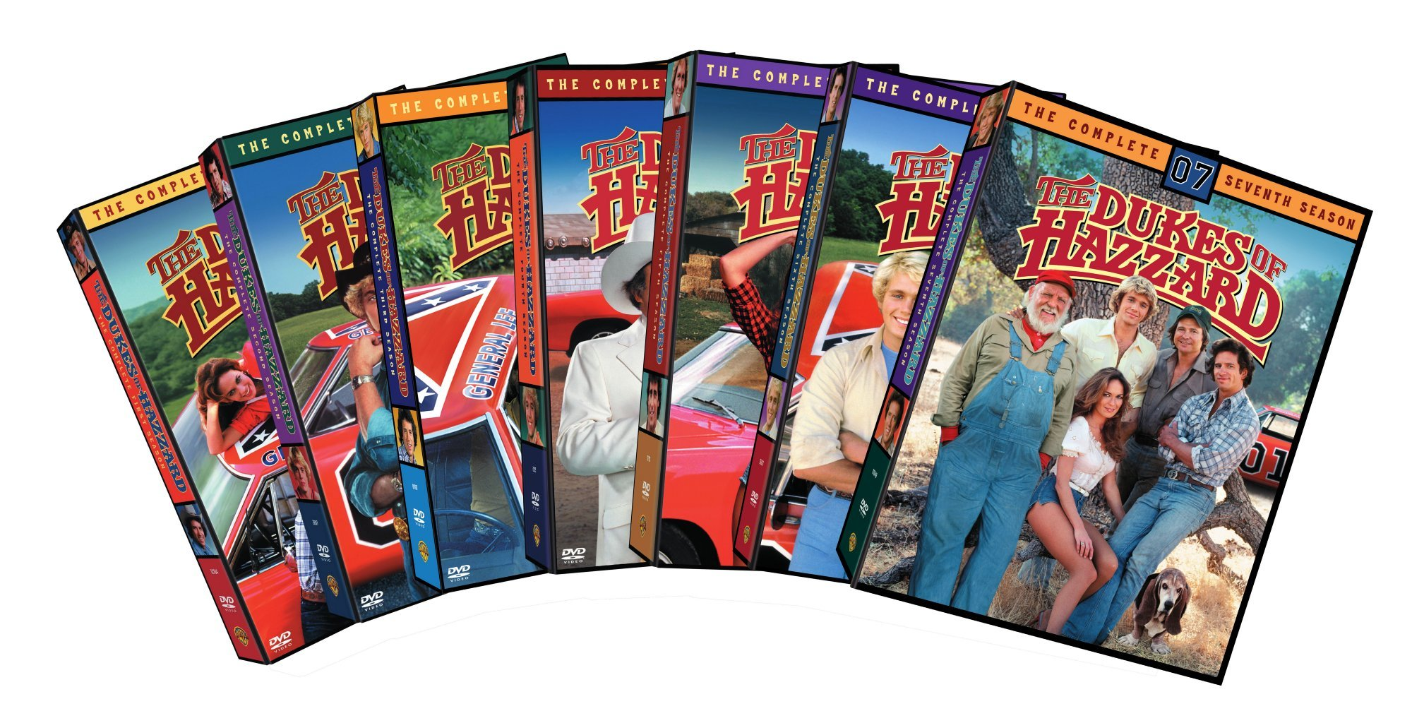 The Dukes Of Hazzard: The Complete Series by Dukes