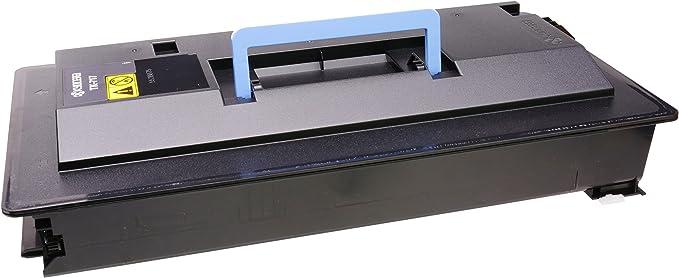 TK717 SuppliesOutlet Compatible Toner Cartridge Replacement for Kyocera Mita TK-717 Black,1 Pack