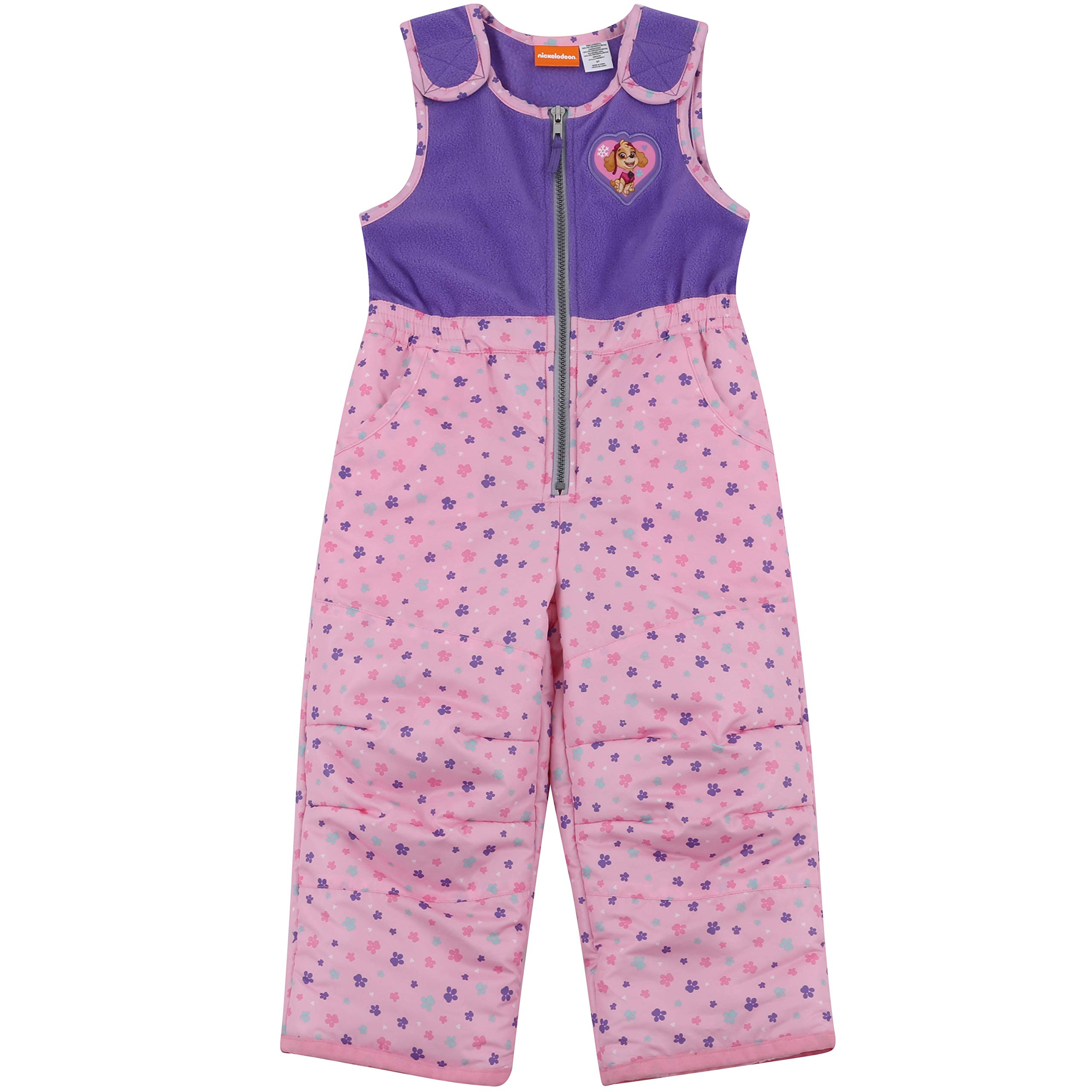 Girls' Paw Patrol Warm Winter Ski Suit Bib Jacket Coat 4 by Dreamwave