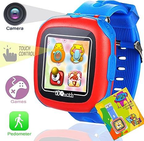 Ereon Kids Games Smart Watch Boys Girls Smart Watch with