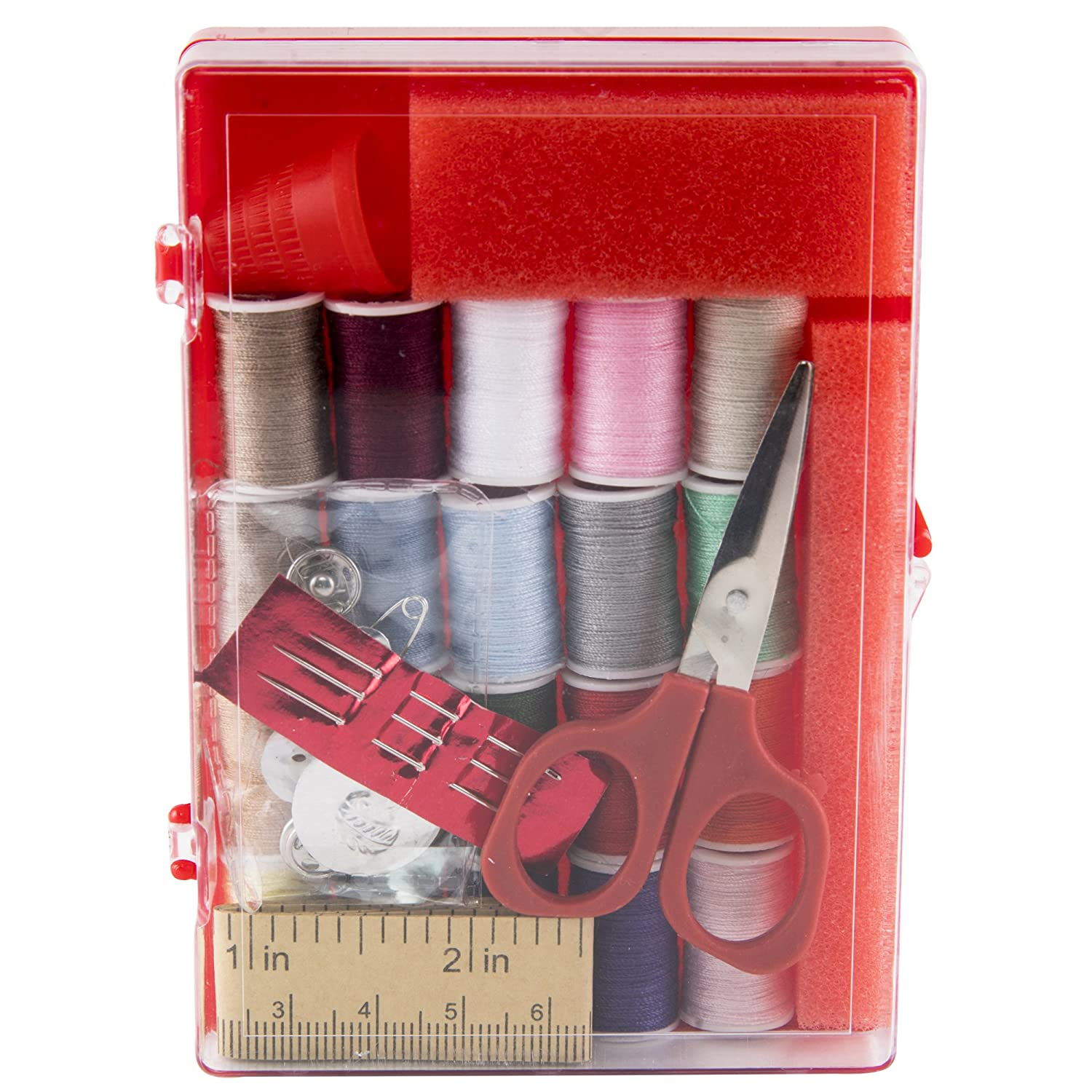 SINGER 2002108 Sewing Kit in Storage Box Dyno Merchandise 00279
