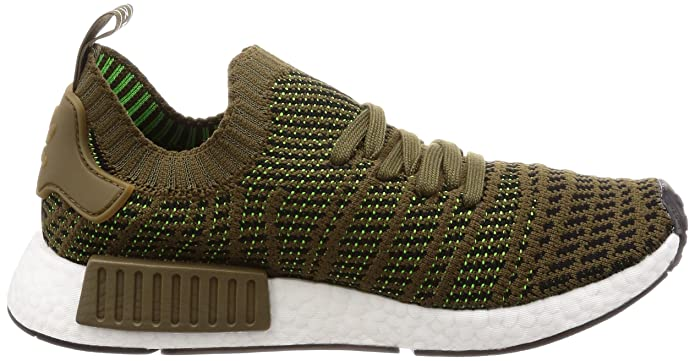 Mens Nmdr1 Stlt Primeknit Shoes Green Cq2389 On Feet Images Of Cb862