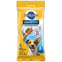 Petisco Pedigree Dentastix Cuidado Oral Para Cães Adultos Raças Pequenas 3 Unidades