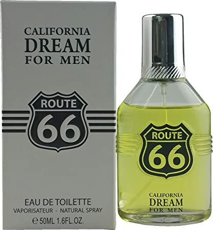 Route 66 Dream for Men 50 ml Eau de Toilette: Amazon.it