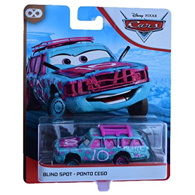 Pixar Disney Cars Blind Spot, Thunder Hollow: Toys & Games