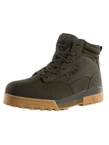 Montantes Grunge Fila Chaussures Homme Mid Heritage 6nEFw