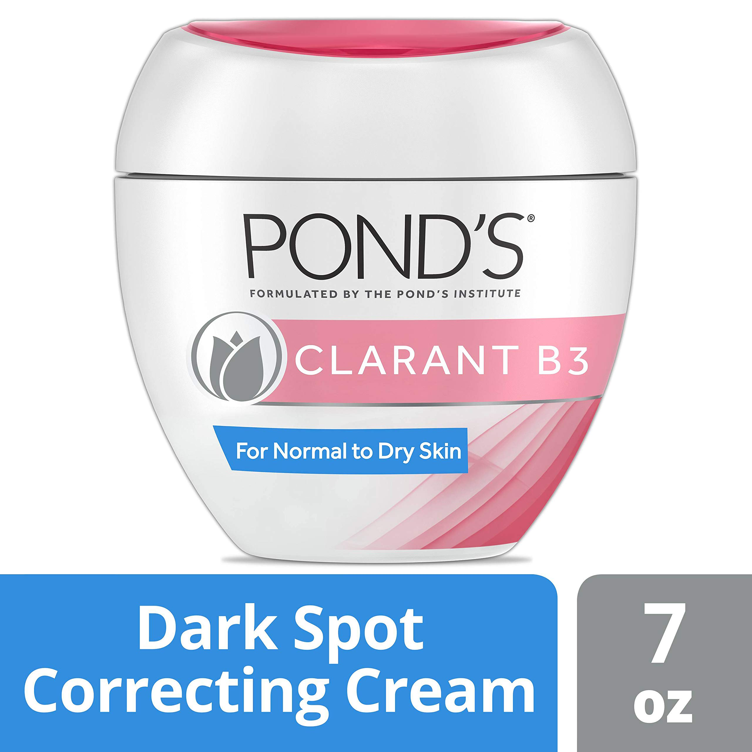 Ponds Dark Spot Corrector, Clarant B3 Normal to Dry Skin, 7 oz (Pack
