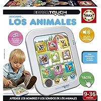 Educa Touch - Baby Descubro... los Animales, Juego