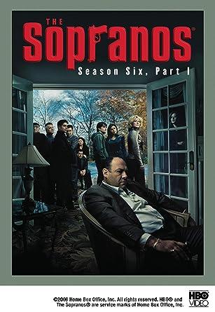 Amazon com: The Sopranos: Season 6, Part 1: James Gandolfini
