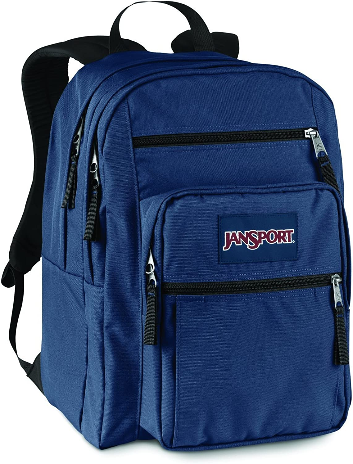 JanSport Big Student Classics Series Daypack NAVY