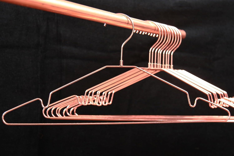 Kleiderstange Deckenbefestigung kleiderstange deckenmontage für begehbaren kleiderschrank