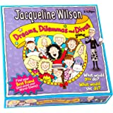 Paul Lamond Games 5675 - Jacqueline Wilson Board Game - Dreams Dilemmas Divas