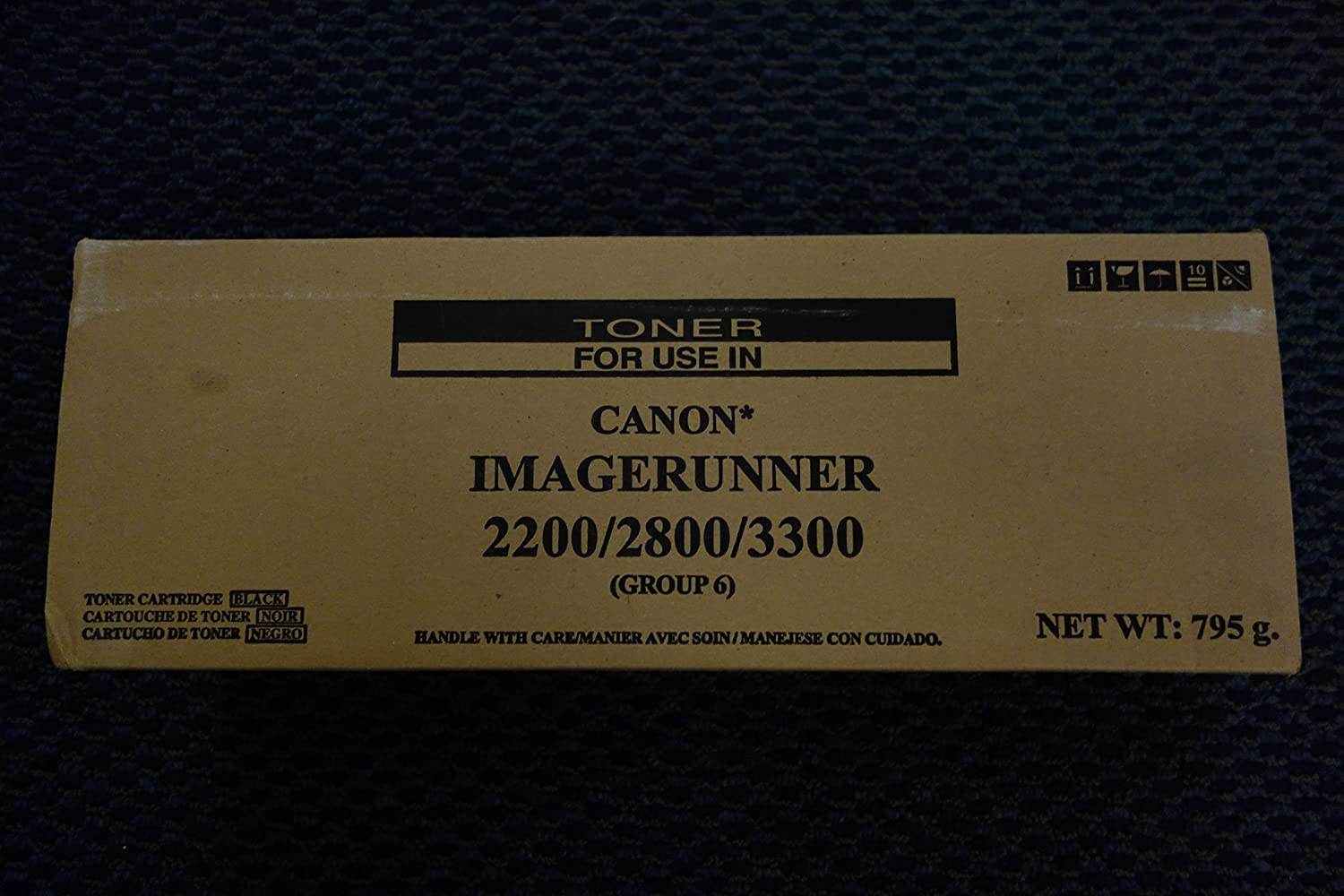 Amazon.com: Compatible Canon Toner for IR2200, IR2800, IR3300 ...