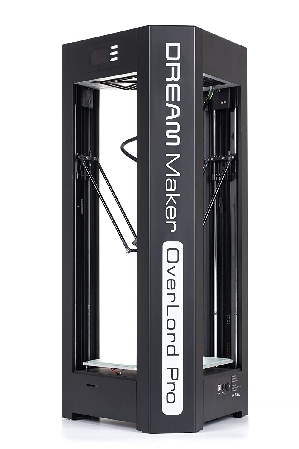 OverLord Pro - A Multicolor Delta 3D Printer w/ Large Build ...