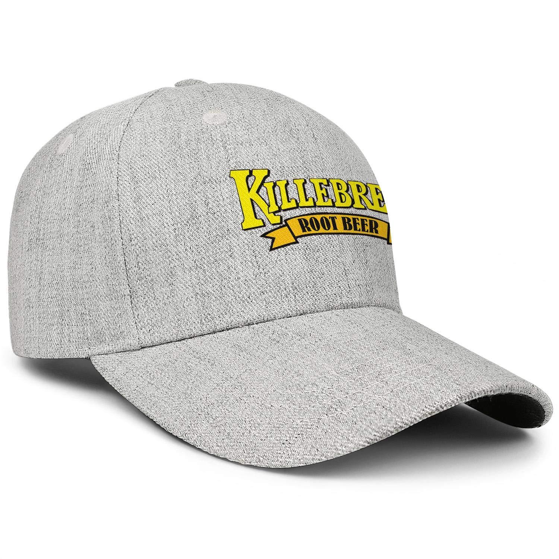 QWQD Killebrew Womens Men Wool Fashion Cap Adjustable Snapback Dad Hat
