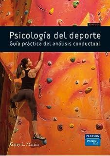PSICOLOGIA DEL DEPORTE (Spanish Edition)