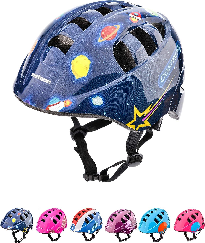Casco Bicicleta Bebe Helmet Bici Ciclismo para Niño - Cascos para Infantil Bici Helmet para Patinete Ciclismo Montaña BMX Carretera Skate Patines monopatines MA-2