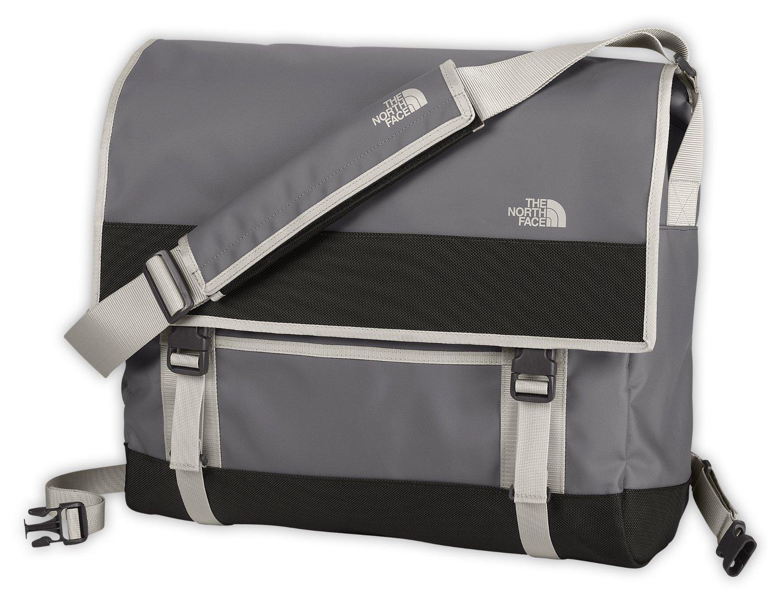 787ec5839 The North Face Base Camp Messenger Bag Large - Large, ZINC GREY ...