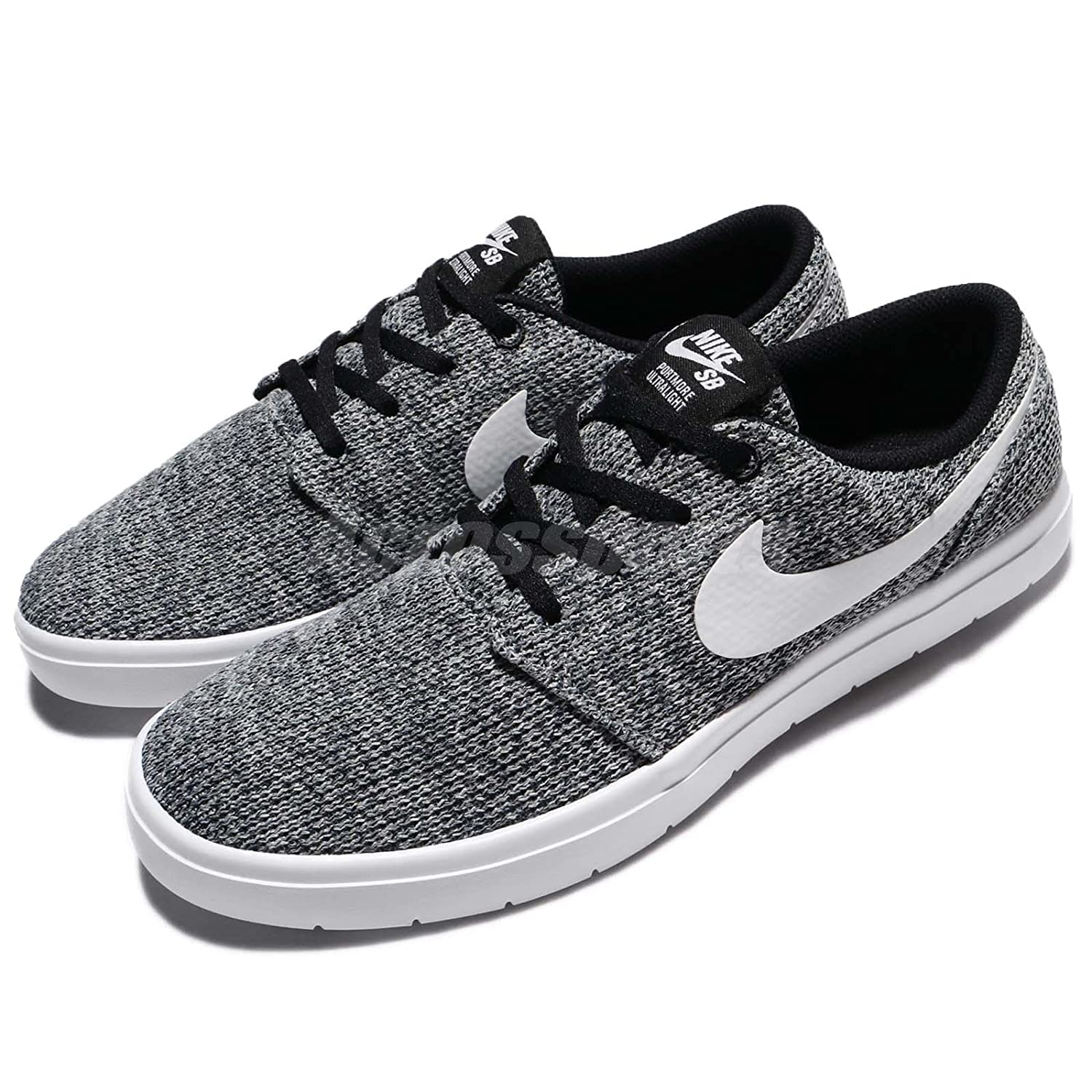 huge discount c9883 a5b00 NIKE SB PORTMORE II ULTRALIGHT SKATE MEN SHOES WOLF GREY 880271-012 SZ 10.5  NEW  Amazon.ca  Sports   Outdoors