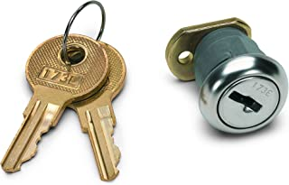 """product image for HON F24 """"One Key"""" Core Removable Field Installable Lock Kit, Brushed Chrome"""