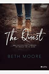 The Quest - Study Journal: An Excursion Toward Intimacy with God Paperback