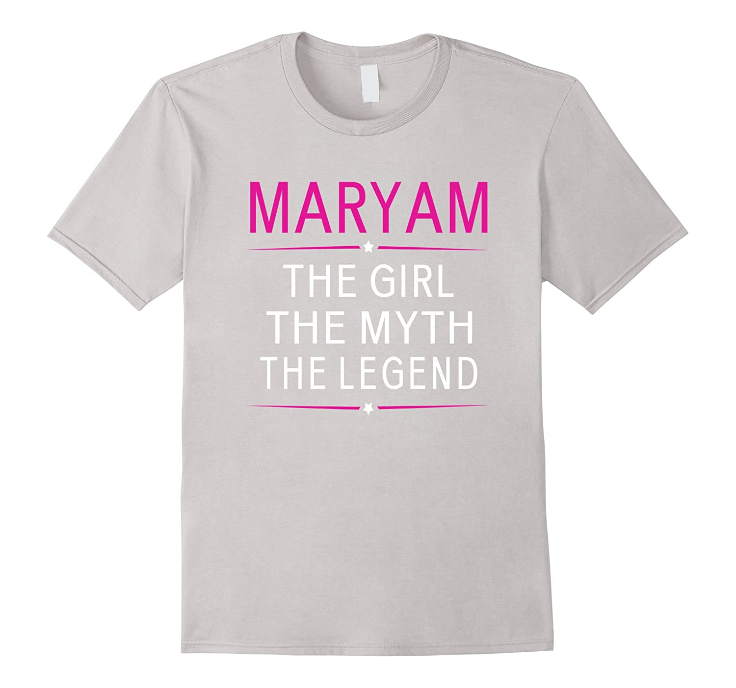 Maryam The Girl The Myth The Legend Name- Kids T-Shirt-CL