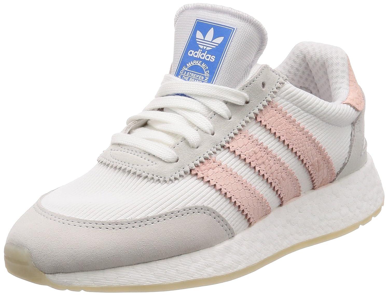 Adidas I-5923 W, Zapatillas de Deporte para Mujer 42 EU|Blanco (Ftwbla / Roshel / Balcri 000)