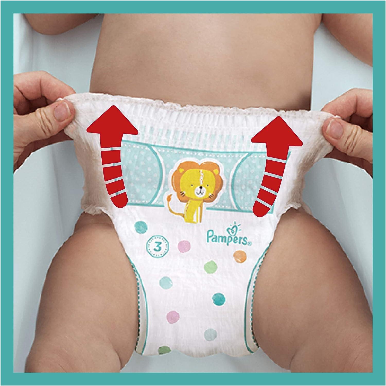 Pampers Baby-Dry H/öschenwindeln 6 15kg+ 72/Windeln