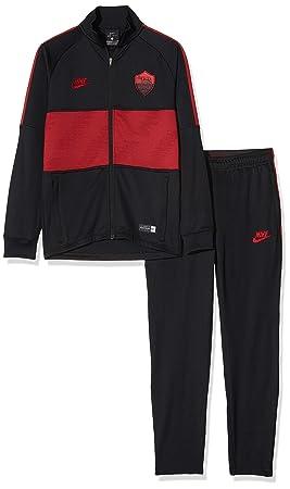 Nike A.s. Roma Strike Chándal, Unisex niños: Amazon.es: Deportes y ...