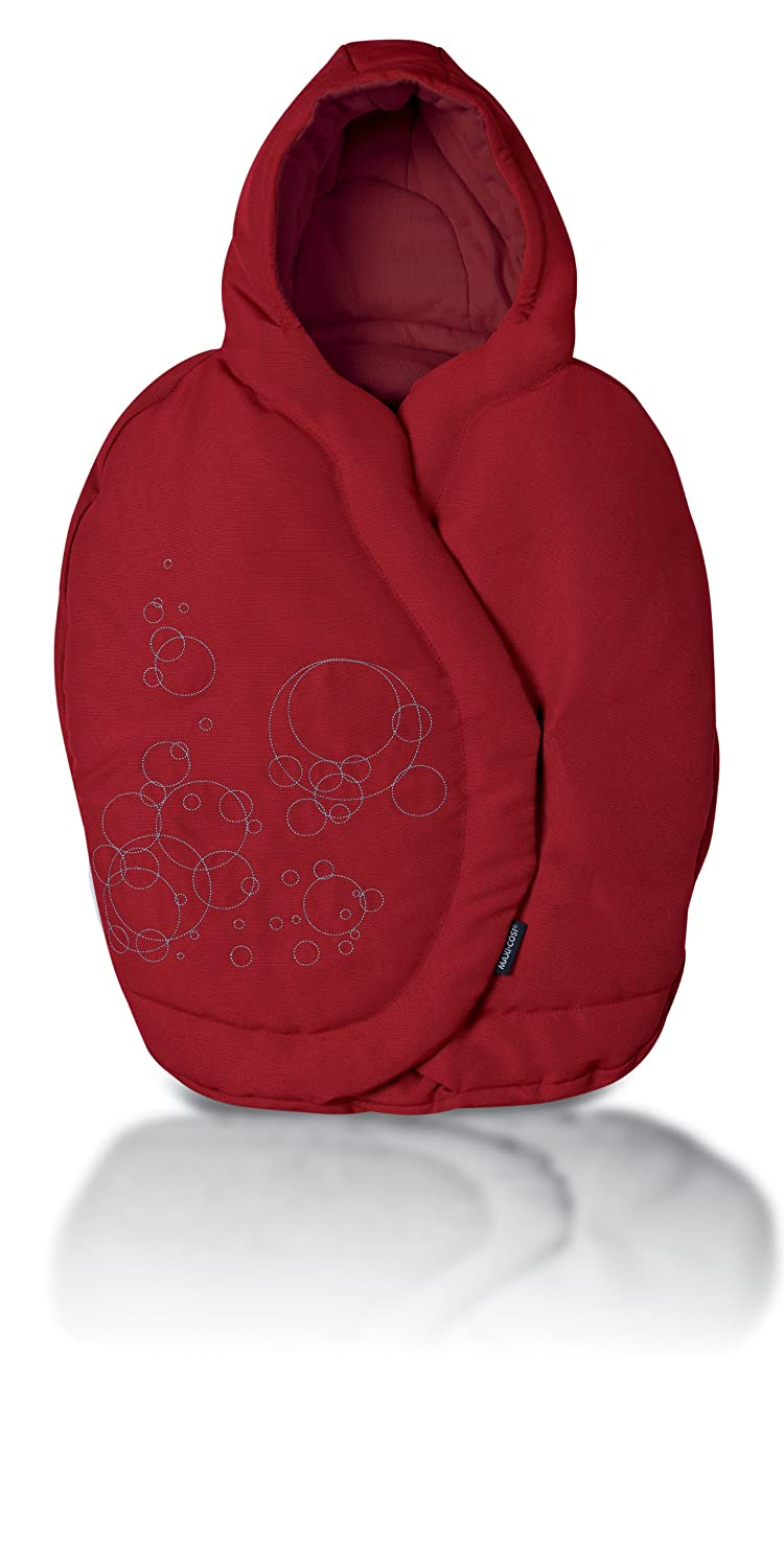 Maxi-Cosi Infant Car Seat Footmuff, Intense Red IC095INT