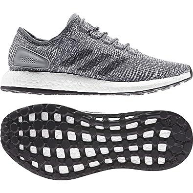 conseguir baratas lo mas baratas comprar online adidas Pureboost, Zapatillas de Running para Hombre, (Gris ...