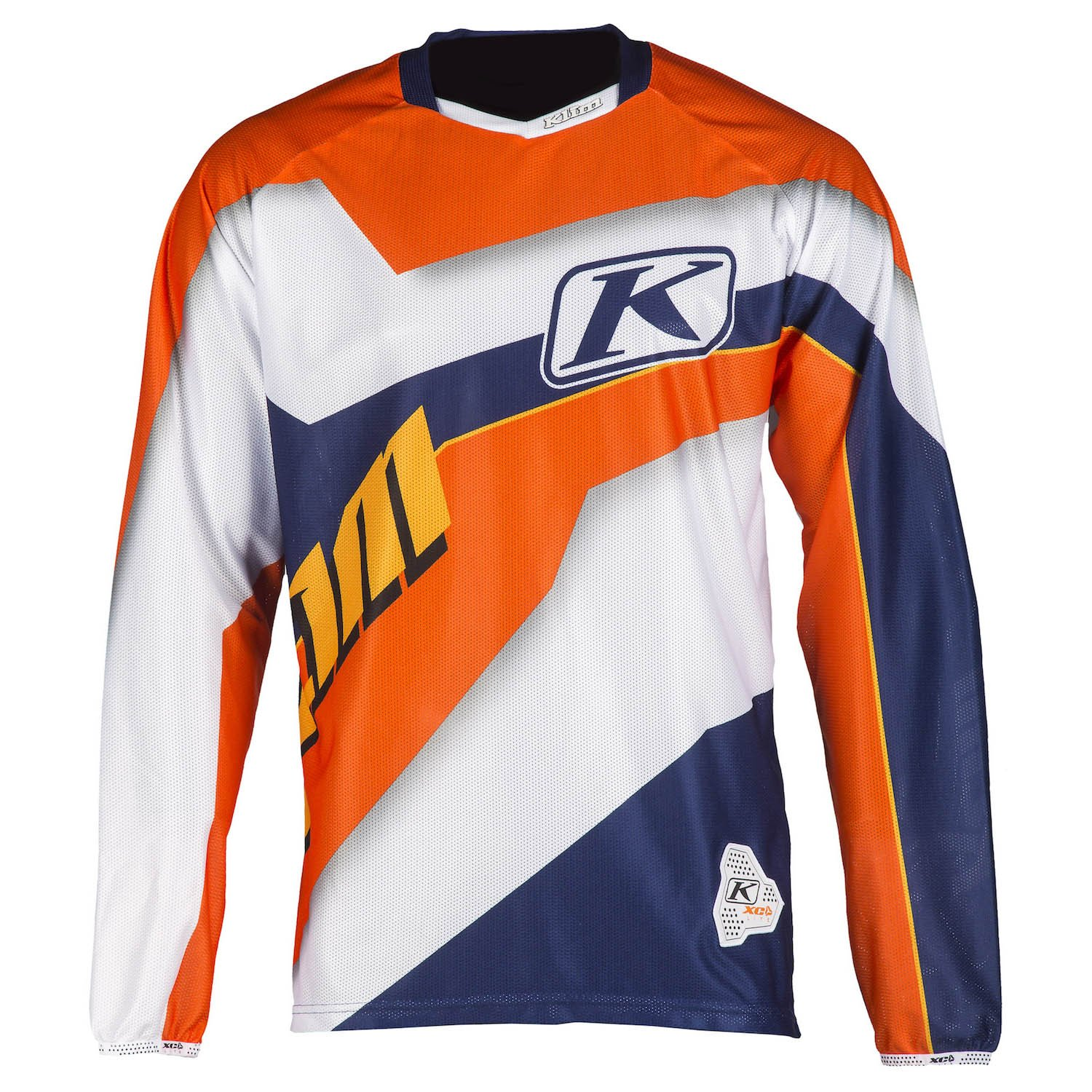KLIM XC Lite Jersey 2X Orange