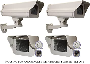 10 Evertech Housing CCTV Security Surveillance Outdoor Camera Boxes Weatherproof