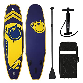 "Stand Up Paddle hinchable Player 9 8 ""(294 cm) Adrenalin Pack"