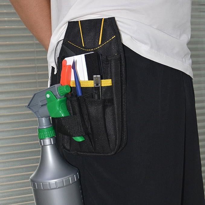 Werkzeugtasche Dekoration Gürtel Leinwand Multifunktional Oxford-Stoff