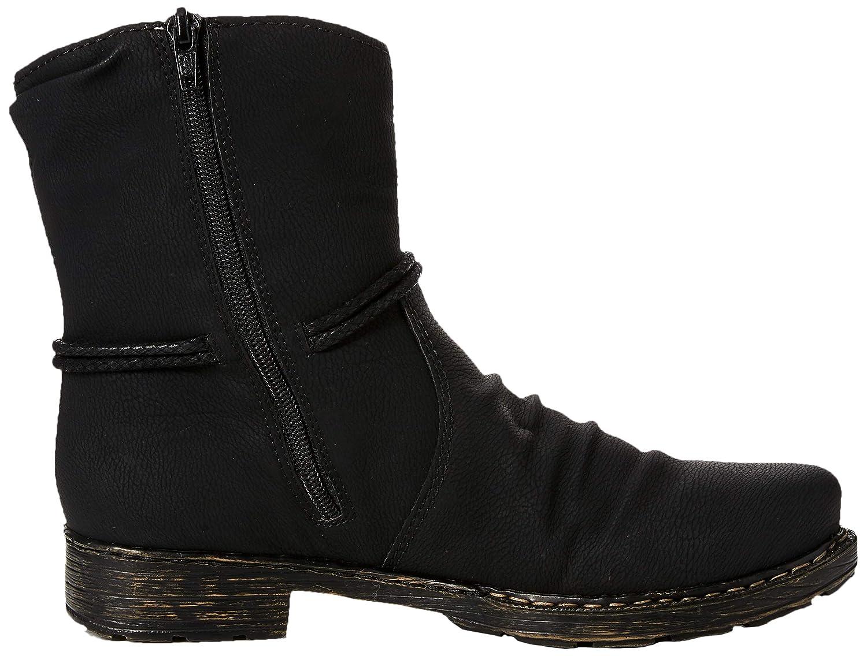 Rieker Complementos Zapatos Para Mujer 79251 Botines Amazon es Y FrFqapB