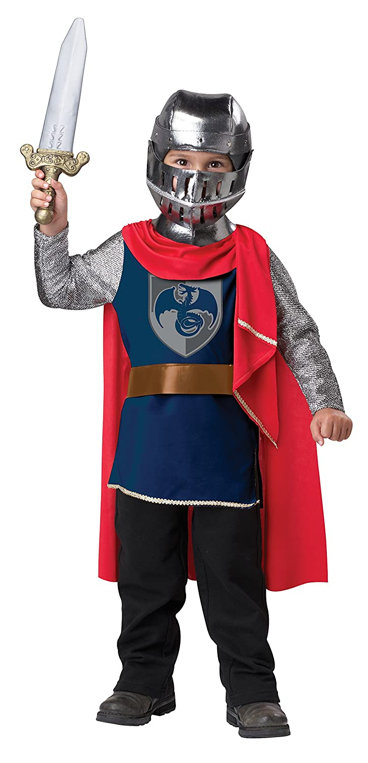 California Costumes Gallant Knight Toddler Costume, 4-6 104