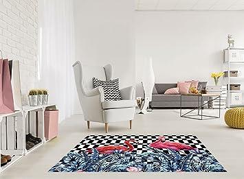 Fußboden Pvc Vinyl ~ Pvc vinyl fussboden fußboden boden teppich matte forwall flamingo