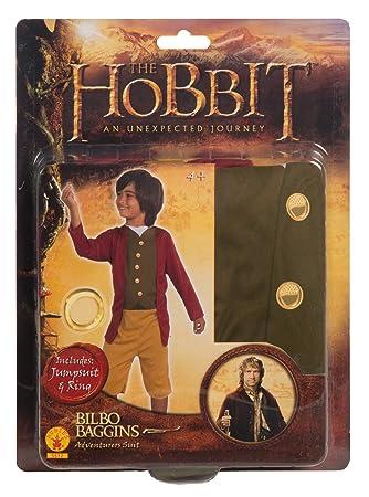 ea43da22db Amazon.com  Imagine by Rubie s The Hobbit Bilbo Baggins Adventurers ...
