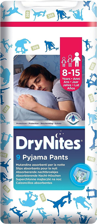 DryNites Huggies Pigiama per Bambini dai 3 ai 5 Anni Confezione da 10