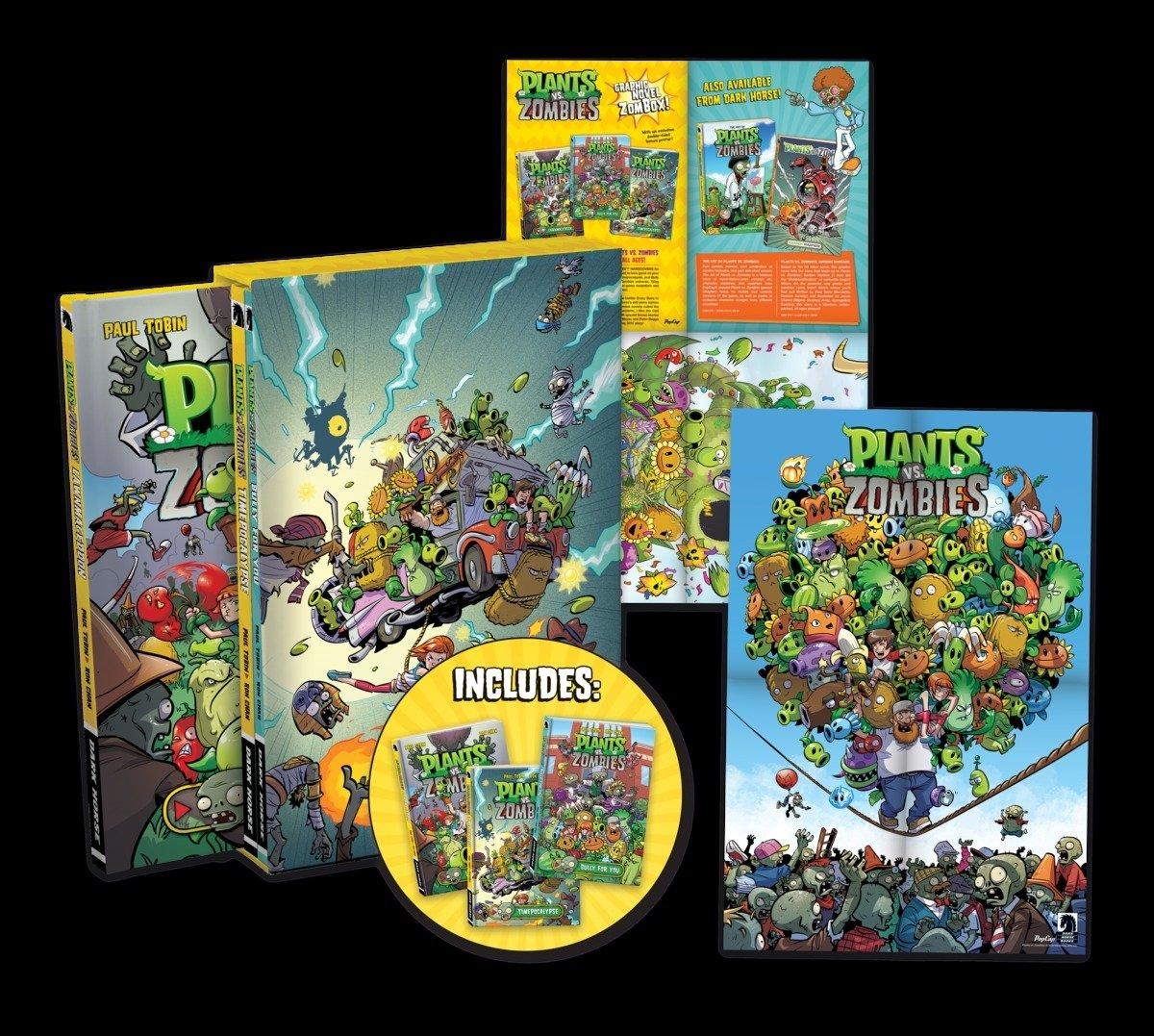 Plants vs. Zombies Boxed Set