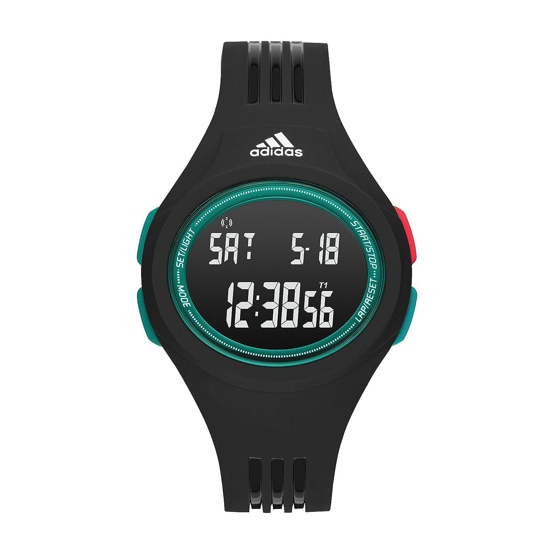 adidas Performance Reloj Digital para Hombre de Cuarzo con Correa en Silicona ADP3229: Amazon.es: Relojes