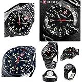 [ウェンガー] WENGER 腕時計 オフロード 100M防水 79309W メンズ [並行輸入品]