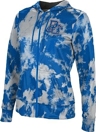 School Spirit Sweatshirt Gameday ProSphere Wofford College University Girls Zipper Hoodie