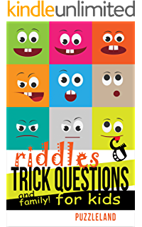 The Ultimate Riddles Book: Word Riddles, Brain Teasers, Logic