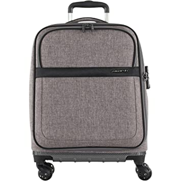 March 15 Rugby 4-Rollen-Kabinentrolley S 55 cm, black March