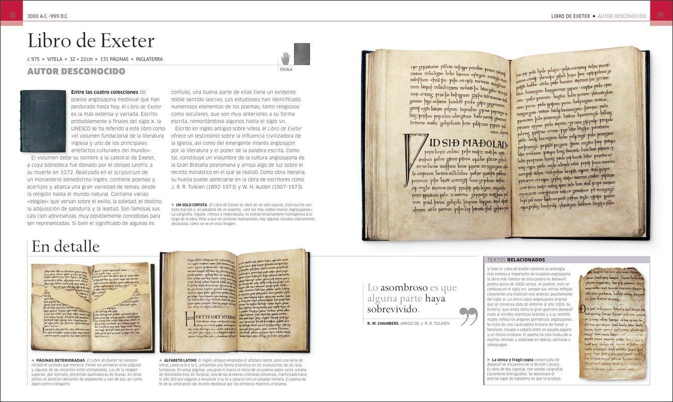 Libros que han Cambiado la Historia: Desde el Arte de la Guerra hasta el Diario de Ana Frank (Spanish Edition): DK: 9781465478740: Amazon.com: Books