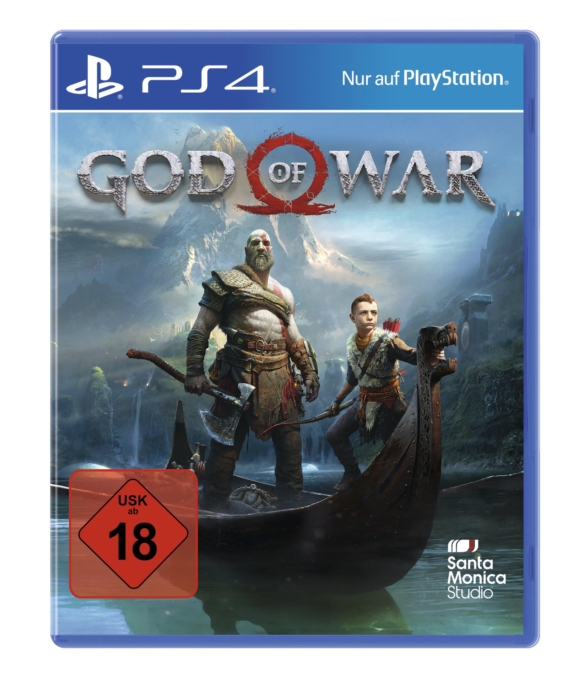 God of War - Standard Edition - [Playstation 4] product image